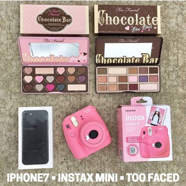 ✨PRIZE TIME ✨ I've partnered with some amazing bloggers and shops to give one lucky follower an IPhone7 (32GB) an Instax mini 9 and $100 of Too Faced Cosmetics! 💄 To participate:  1. FOLLOW ME!  2. LIKE this picture  3. Go to @entrepreneur.nyc and repeat the steps. 4.Follow these same steps on every account until you return back to the account you started on. 5. BONUS: Like my last 2 pictures and comment DONE below this image.  Competition starts on July 19th and ends on July 22nd at 1pm…