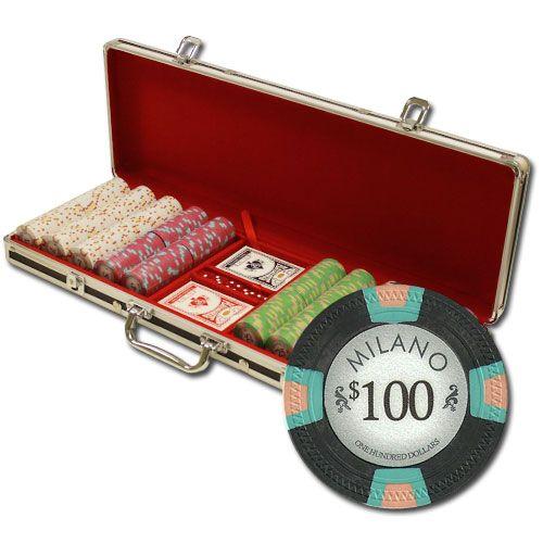Sale poker milano