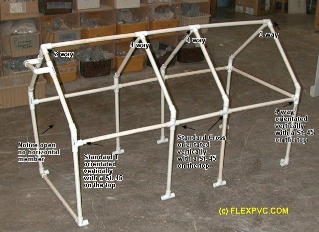 pvc pipe car cover so what can you do with all these pvc parts