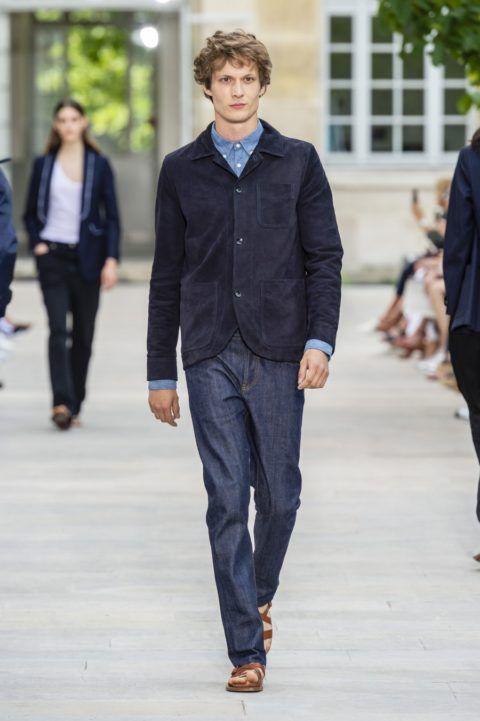 Officine Générale – Printemps Été 2019 – Paris Fashion Week   Men Fashion   Paris  Fashion, Menswear, Fashion 393ea6daf9c