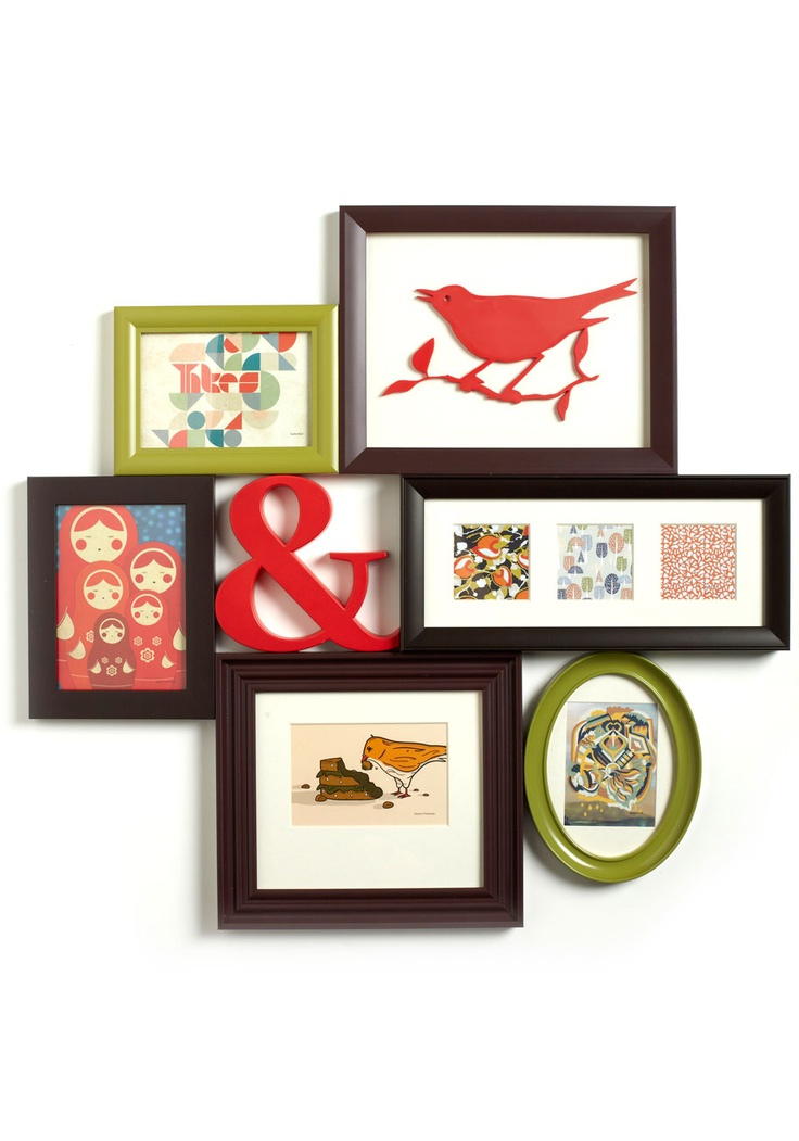 Cute And Vintage Inspired Room Decor Modcloth Wall Art