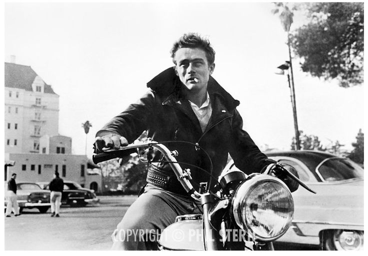 James Dean made only three movies before he was killed in a car crash. Description from bhutandragons.blogspot.com. I searched for this on bing.com/images