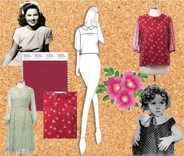 The Circus Shirley board is inspired the cherubic Shirley Temple. With her Peter Pan collars and sweet smile, we think the Shirley perfectly encapsulates Shirley Temple. Get it here: http://bit.ly/1yhcgfa  #Circus #Carousel #Vintage