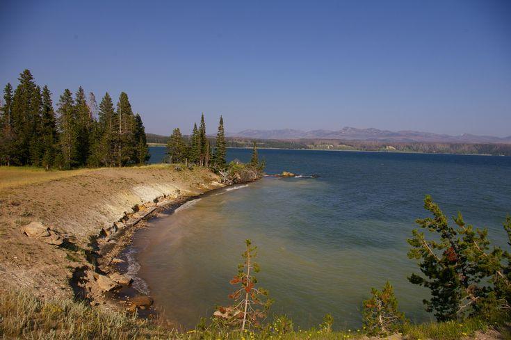 yellowstone | Parki Narodowe USA: Yellowstone » Jezioro Yellowstone