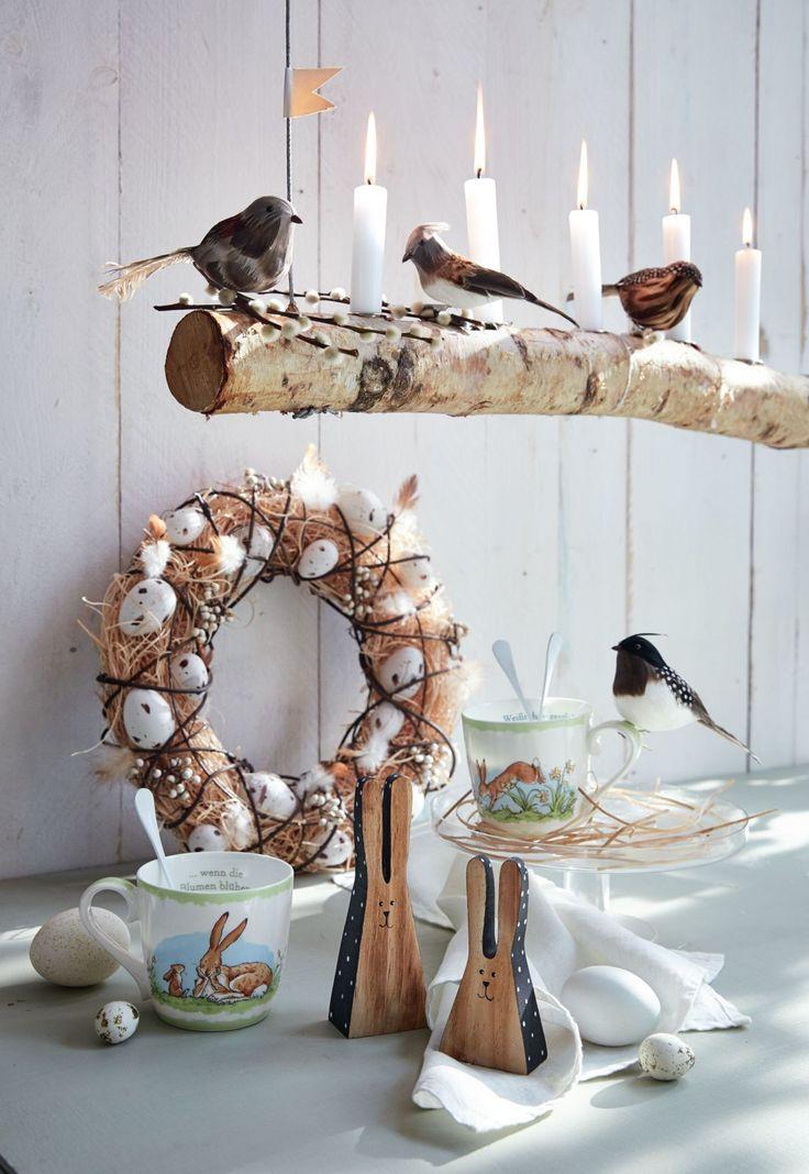 Cute Easter deco via Impressionen Versand | #lyoness | Shop now: https://www.lyoness.com/branche/gifts-holiday-specials