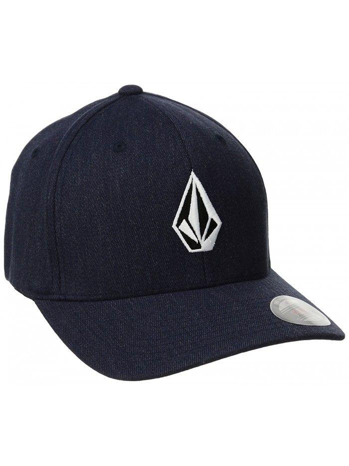 ... da31a c3279 Full Stone Flexfit Stretch Hat - Navy - CC11PXE6HGL - Hats  Caps 5f0ccd4a4d