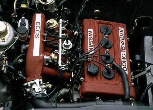 FJ20E型 DOHC16VALVE