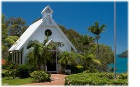 Hamilton Island Wedding Chapel