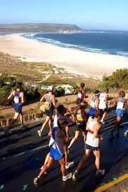 April: Two Oceans Marathon, Cape Town, South Africa