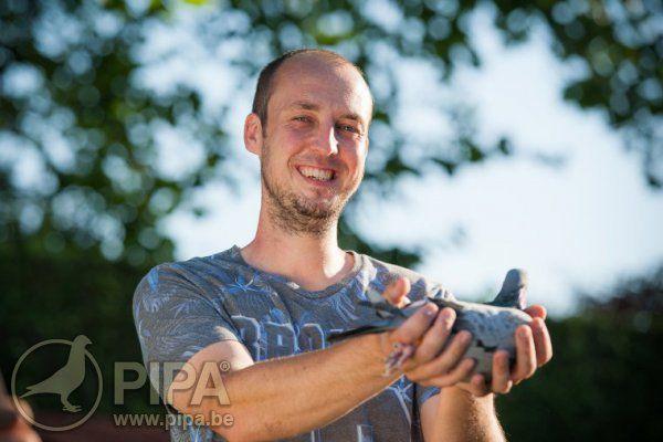 Bart Geerinckx (Wommelgem, BE) wins 1st Prov. Libourne olds | PIPA