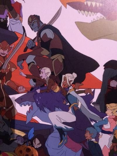 What if Voltron defeated Zarkon Now all are going home well Lance