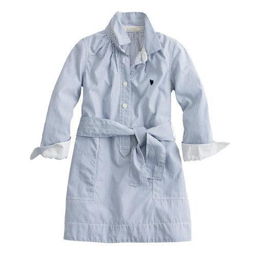 J.Crew shirt dress