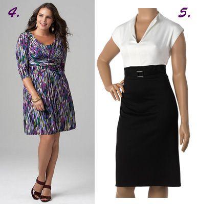 Plus Size Fashion: Top Vijf Werk Jurken