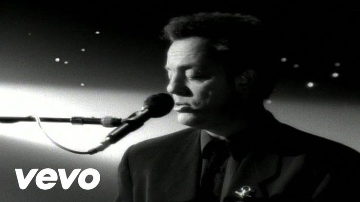 Billy Joel - And So It Goes-- wrote this song at the end of a marriage-- so fitting that it is presented in black and white...