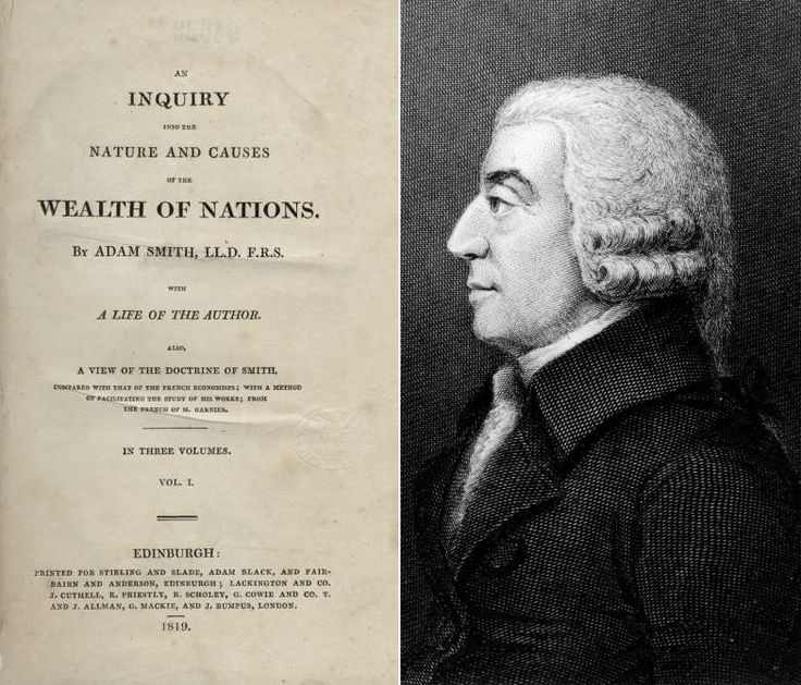 March 9,  1776: 'THE WEALTH OF NATIONS' IS PUBLISHED  -    Adam Smith's 'An inquiry into the nature and causes of the Wealth of Nations', generally referred to by its shortened title — 'The Wealth of Nations', is published, marking the beginning of modern http://www.buzzblend.com