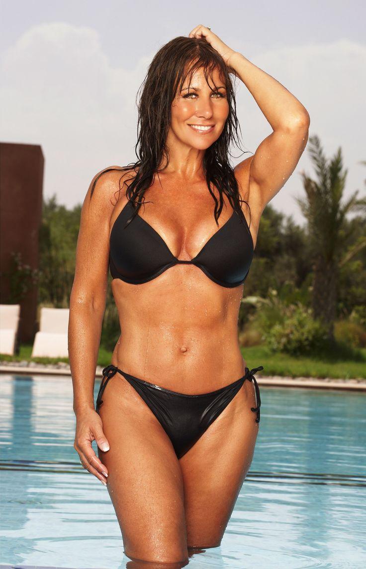 Linda Lusardi – Alan Olley Photoshoot 2008