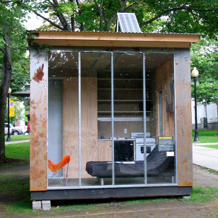 10 215 10 Microhouse Think About That The Next Time You Think Your Apartment Is Too Small