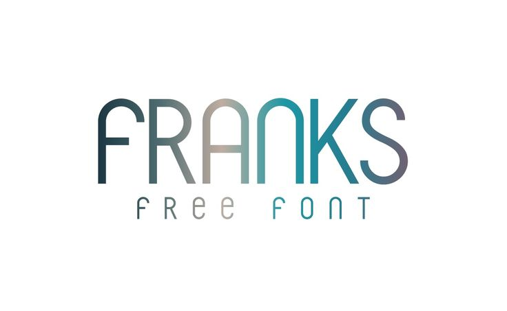 Franks is a geometric, clean font.• 171 glyphs• International accents• Only uppercaseFree for you.