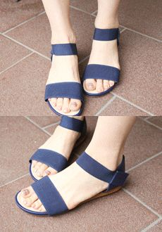Basic Strap Sandals  SFSELFAA0014025