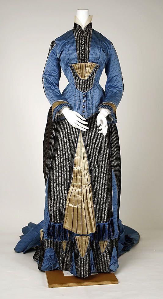 Dress Date: 1880