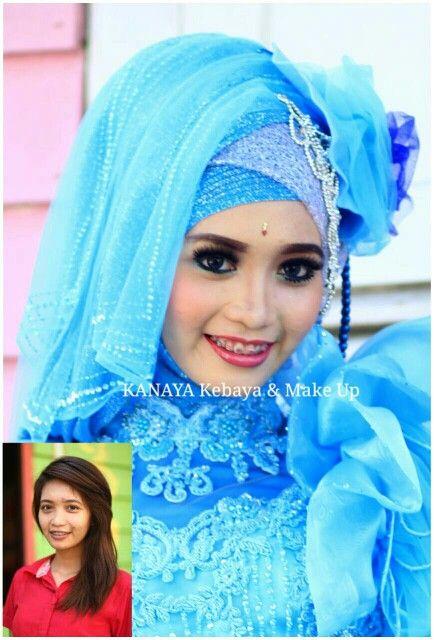"Fairy Tale Princess Selayaknya dunia ""FROZEN"", pengantin muslim berhijab bisa tampil bak princess elsa dengan balutan gaun berwarna baby blue dan make up cantik serta hijab senada  Modern Traditional Make Up & Hijab for Wedding......#wedding #pengantin #kebaya #kebayamodern #kebayapengantin #kanayakebaya #sewakebaya #hijab #hijabbride #pengantinmuslim #muslim #makeup #makeuppengantin #makeupwedding #mua #muasurabaya #muamalang #makeupartist #beforeafter #akad #akadnikah #resepsi…"
