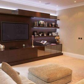 contemporary media storage by Minimo Bespoke Furniture