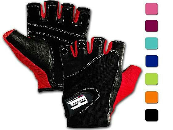 RIMSports Women's Weight Lifting Gloves - Washable