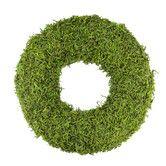 Found it at Wayfair - Reindeer Moss Artificial Floral Spring Wreath