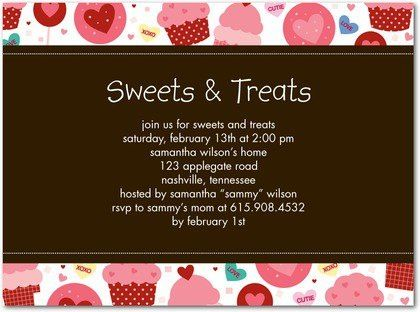 57 best Dessert Party images – Dessert Party Invitations