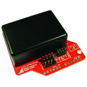 DS-GPM.S 56 Channel GPS Shield for Arduino or Raspberry Pi | Maplin