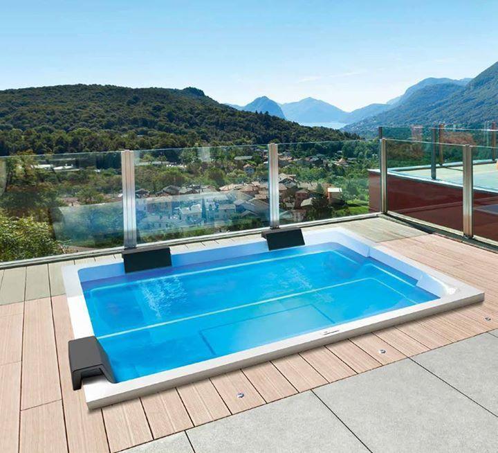 17 best Whirlpool images on Pinterest Decks, Hot tub accessories - whirlpool sichtschutz