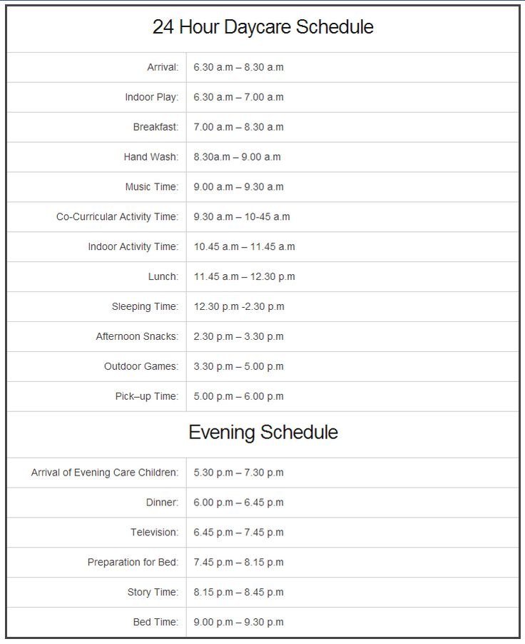 Best 25+ Home daycare schedule ideas on Pinterest