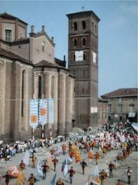 Asti, Italy - to see where my family came from