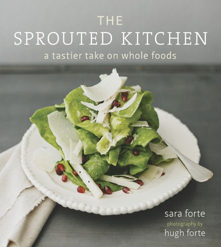There is a certain fashionableness about The Sprouted Kitchen - recipes abound with kale and quinoa and so on - but I don't hold that against it. Indeed, I warm to Sara Forte's enthusiasm for bold flavour and eat-me recipes. I've selected her Soba Bowls with Tea-Poached Salmon because, frankly, we just can't have too many noodles in our life.