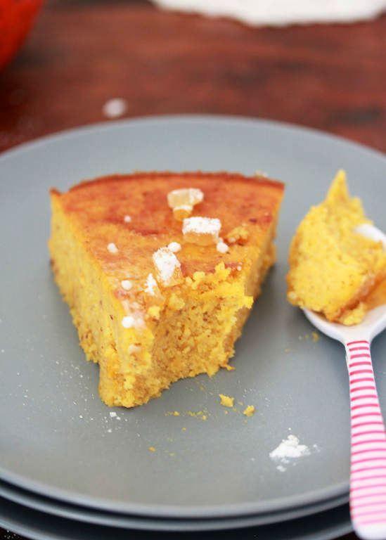 gateau butternut et orange