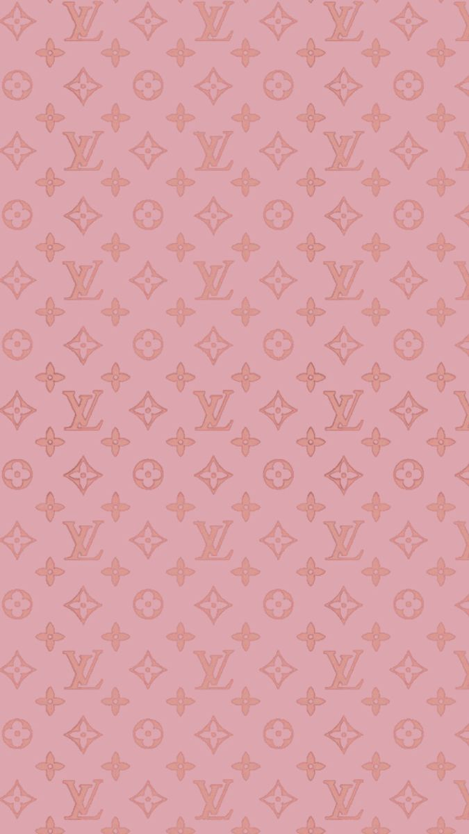 louis aesthetic vuitton iphone pink