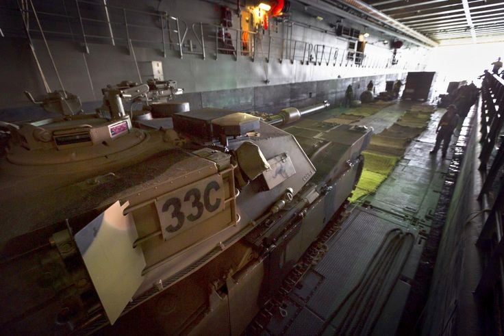 Sir Jeffrey Armiger says – LHDs incapable of delivering tanks to shore