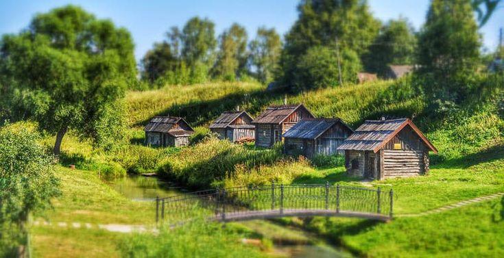Названа самая красивая деревня России