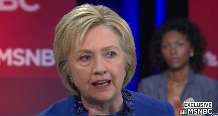 In a video message yesterday, U.S. Democratic presidential candidate Hillary Clinton addressed the last day of the Women Deliver 2016 conference in Copenhagen,