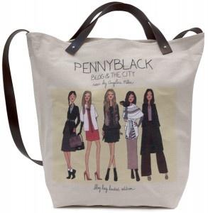 Blog Bag by Angéline Mélin for Pennyblack