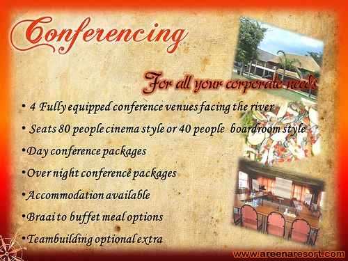 Conferencing - For all your corporate needs