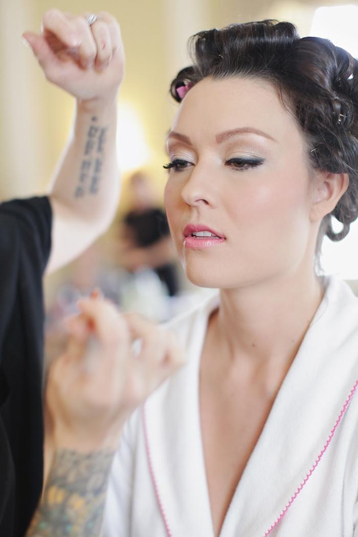 Austin Wedding Makeup Artist { Sarah + Dustin } » Austin