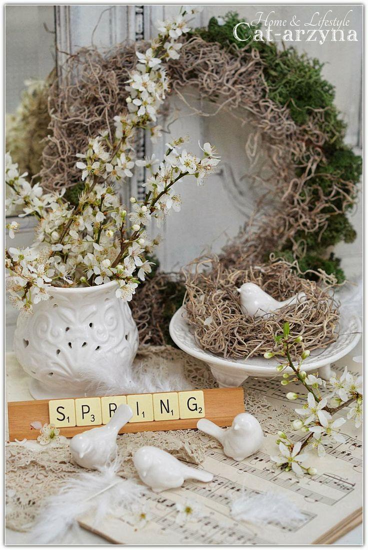 White Spring vignette