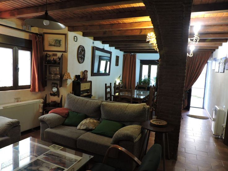 Interior casa rural La Covatilla, en Salamanca, La Hoya