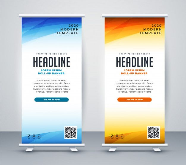 Stand Banner Design Psd Free