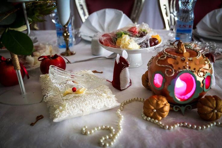 """Фото 1538679 в коллекции Свадьба в стиле """"Золушка"""". Отель KORSTON, банкетный зал """"Пушкин"""""""""""