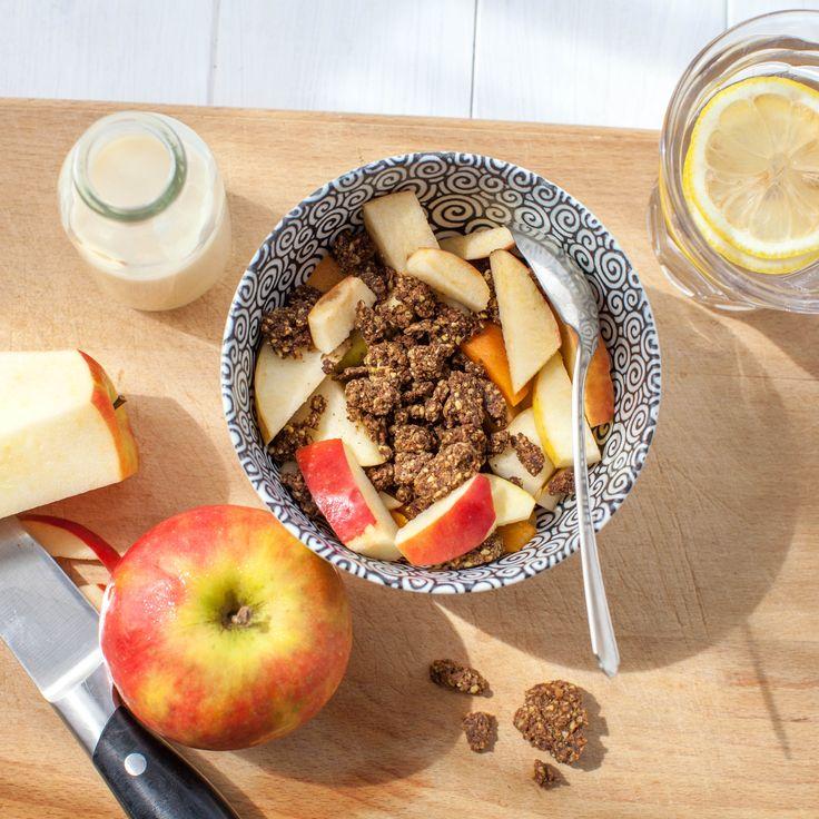 Primrose's Kitchen Raw Courgette & Cacao Granola – OOSTOR.com