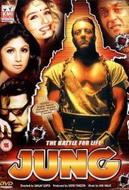 Jung Full Movie Sanjay Dutt 2000. Honest and diligent police officer Veer Chauhan believes in arresting law-breakers and placed them in the lock-ups for trial in a court of law while his colleague inspector Khan feel that ...