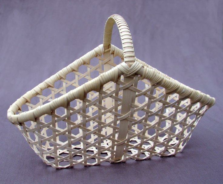 Hexagonal Adventures - Learn from Dianne Stanton at the 2014 Stowe Basketry Festival!