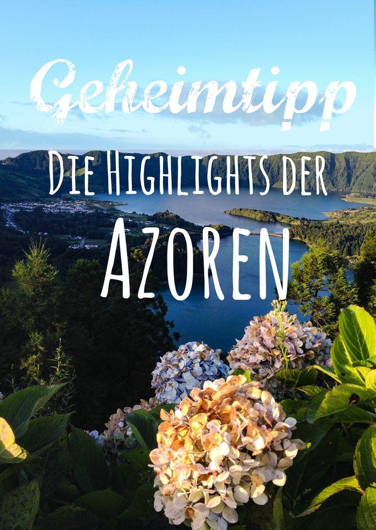 Die Azoren sind ein echter Geheimtipp, PASSENGER X verrät die 18 coolsten Highlights